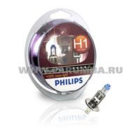 Галогеновые лампы philips visionplus +50%