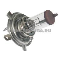 Обычная лампа 12v h4- 60/55w