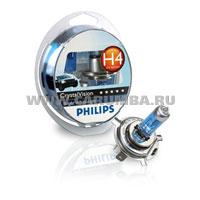 Галогеновые лампы philips crystalvision 4300k