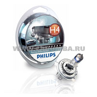 Галогеновая лампа philips x-treme power +80%