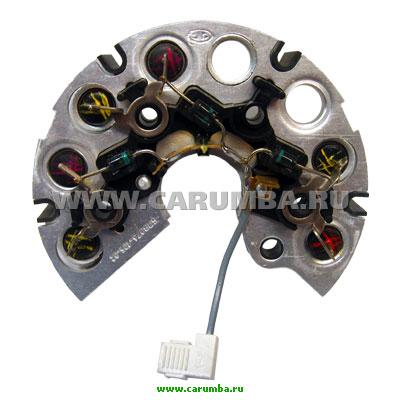 схема зарядки аккумулятора ваз 2107 - Уголок конструктора.